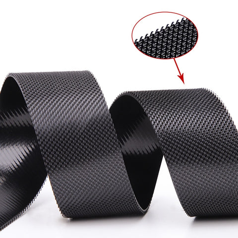 5meter 20-100mm High Quality Strong Adhesive Hook Loop Fastener Tape Strip Nylon Sticker Velcros Adhesive for Sewing DIY No Glue