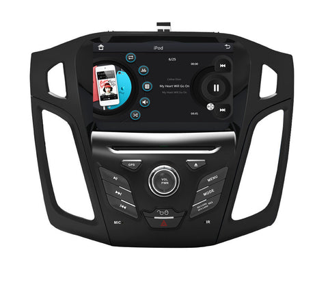 FORD Focus 9-inch Android Navigation 2012+