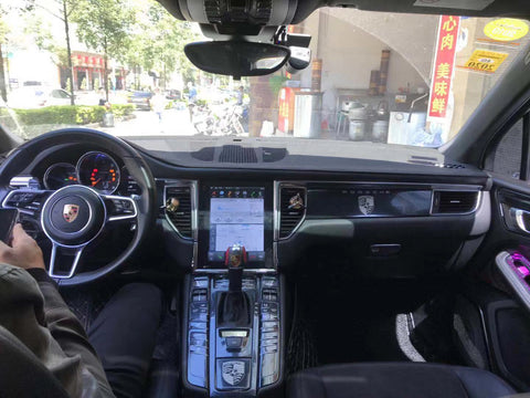 2017-2020 Porsche Macan upgrade 10.4-inch vertical screen