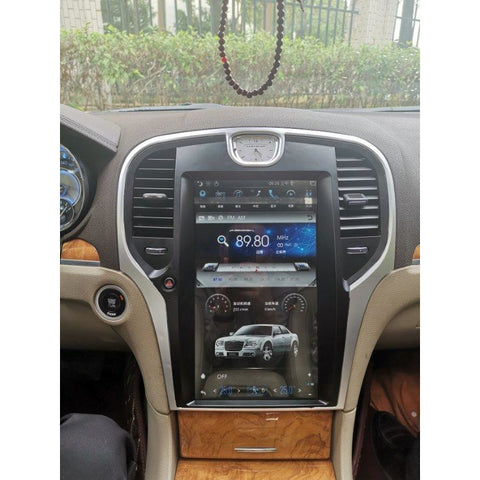 "2014-2019 Chrysler 300 12.1""Android Navigation"