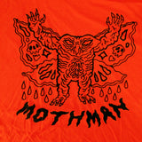 Michael Skattum Mothman shirt - Adult