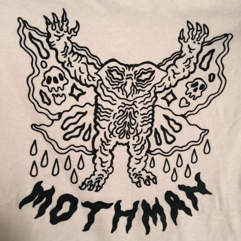 Michael Skattum Mothman shirt - Ladies