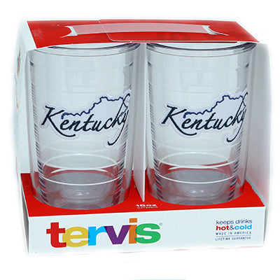Kentucky Tervis Tumbler Set