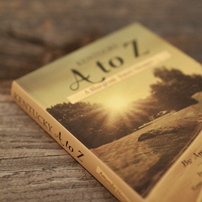 A-Z: A Bluegrass Travel Memoir