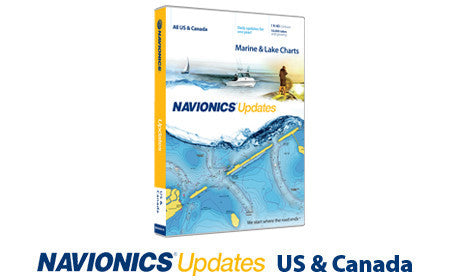 Navionics Updates All US and Canada