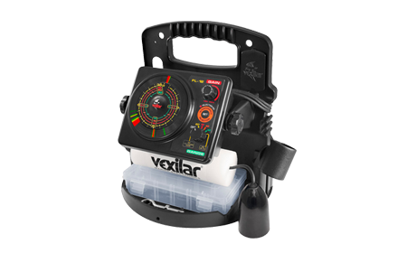 Vexilar FL-12 Ice Pro Series with 12° Ice Ducer