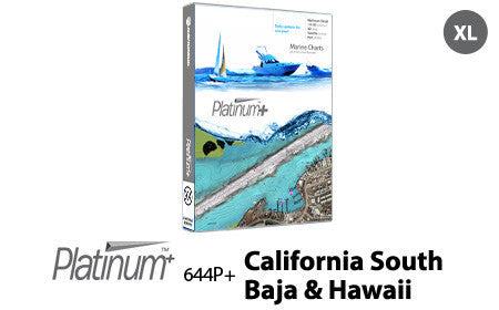 Platinum+ XL California South-Baja and Hawaii