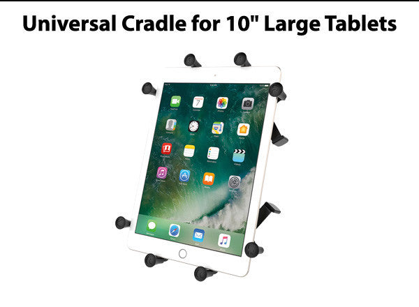 "Universal Cradle for 10"" Large Tablets"