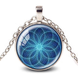 Higher Truth Mandala Necklace