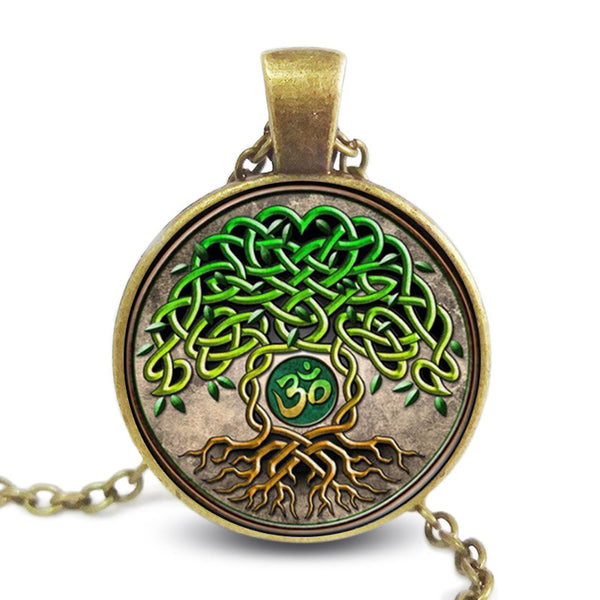 Bodhi Tree Necklace