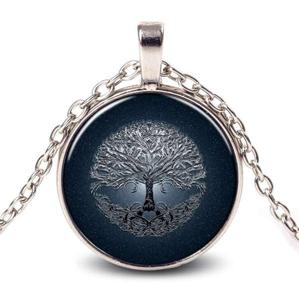 Tree of Life 3D Necklace