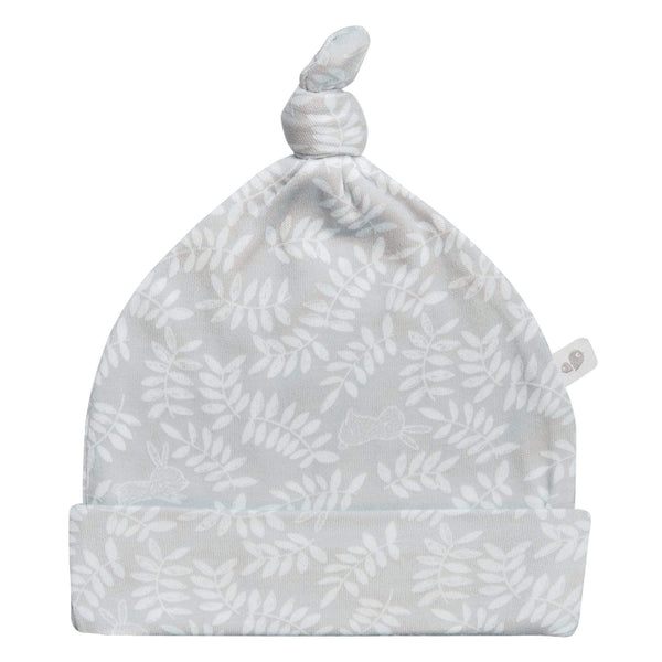 Bamboo knotted hat - rabbits
