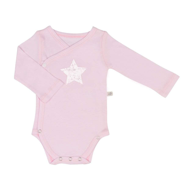 Bamboo Onesie - pink