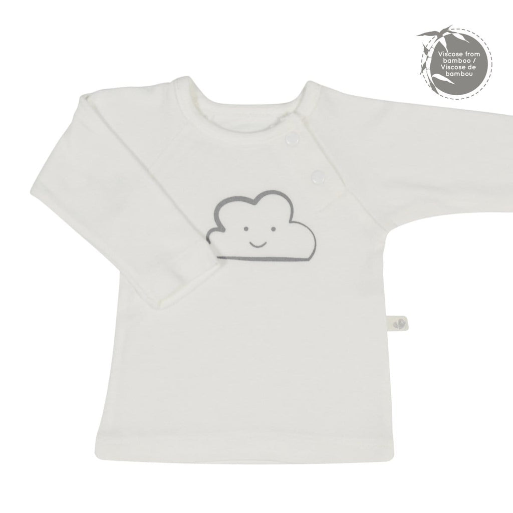 Bamboo T-shirt - Cloud