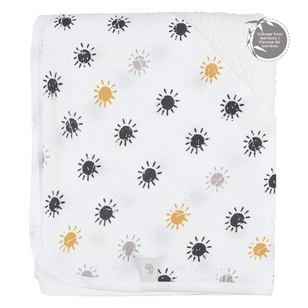 Bamboo hooded towel - Suns