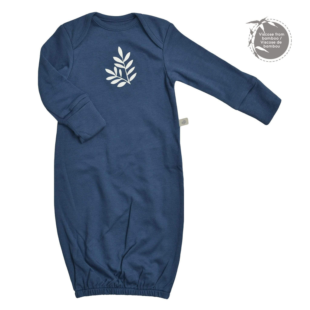 Bamboo nightgown - navy