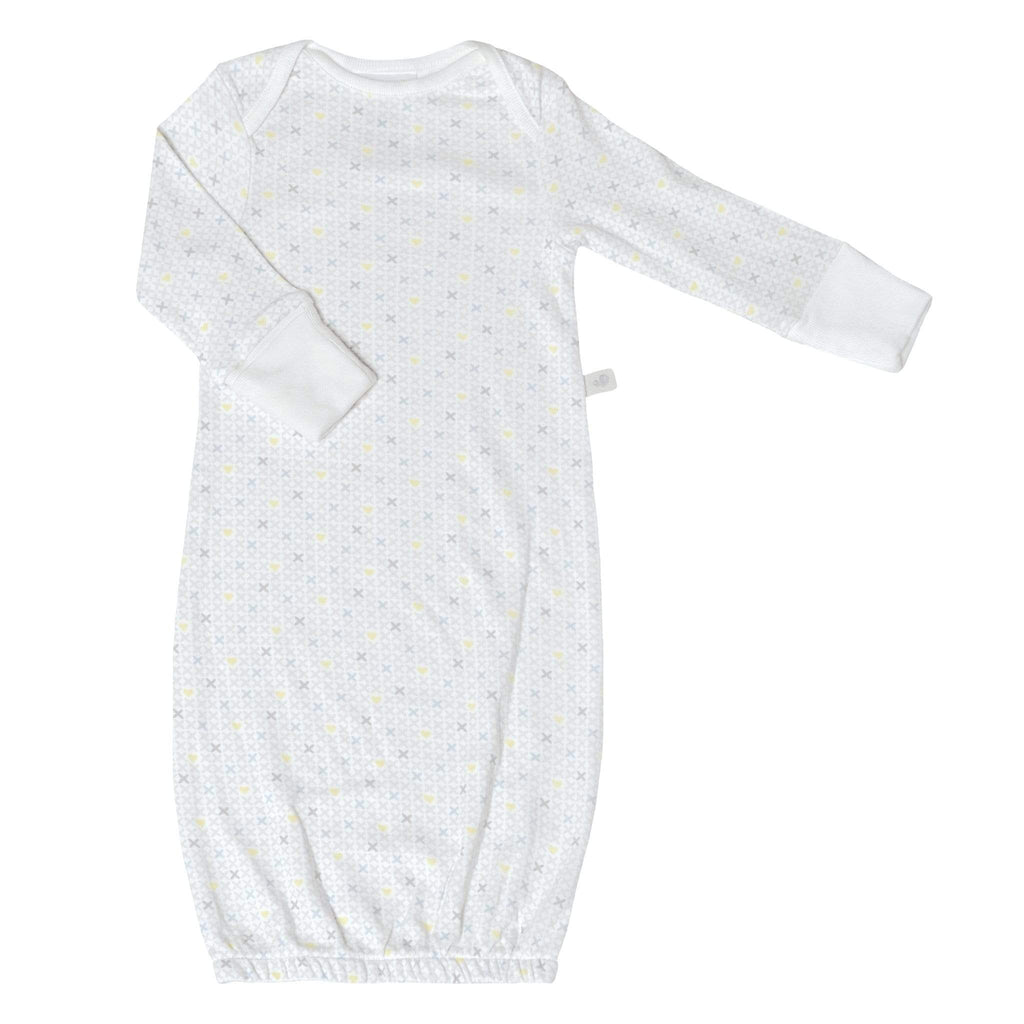 Bamboo baby nightgown - xhearts