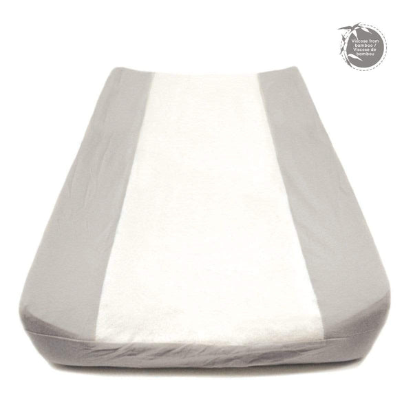 Bamboo changing pad cover