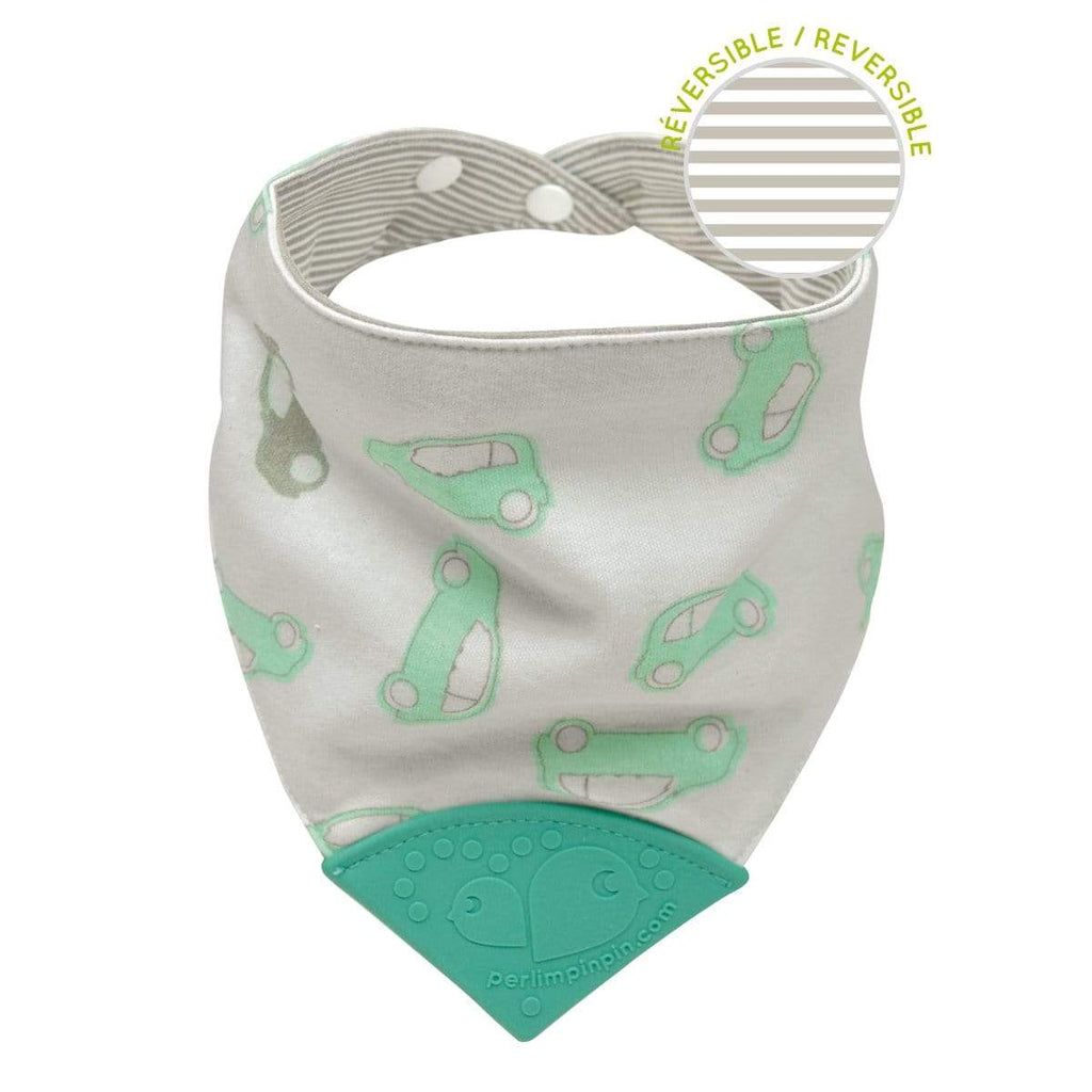 Teething bib - Cars