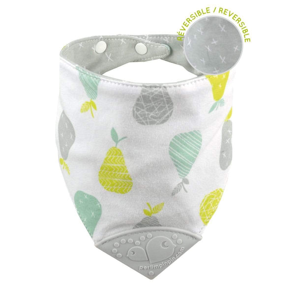 Teething bib - Pears
