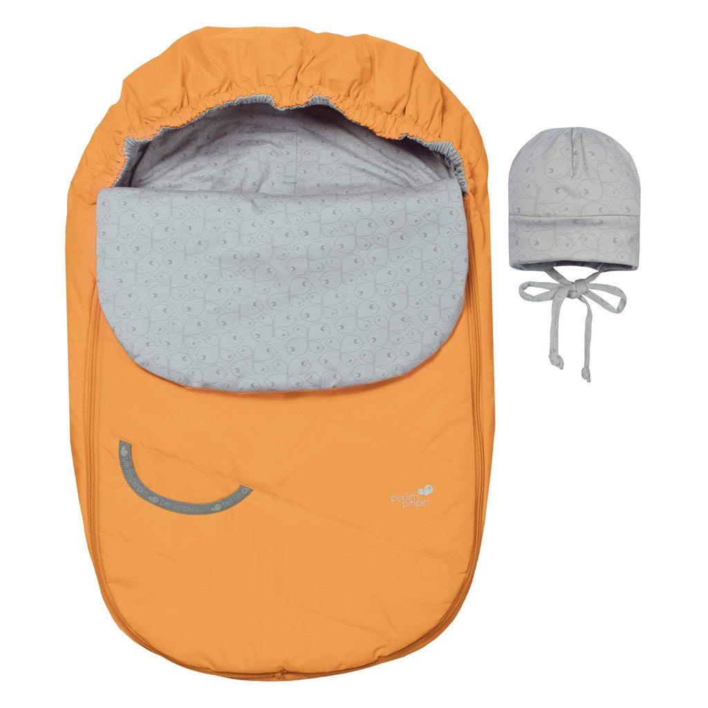 Mid-season car seat cover - mangue