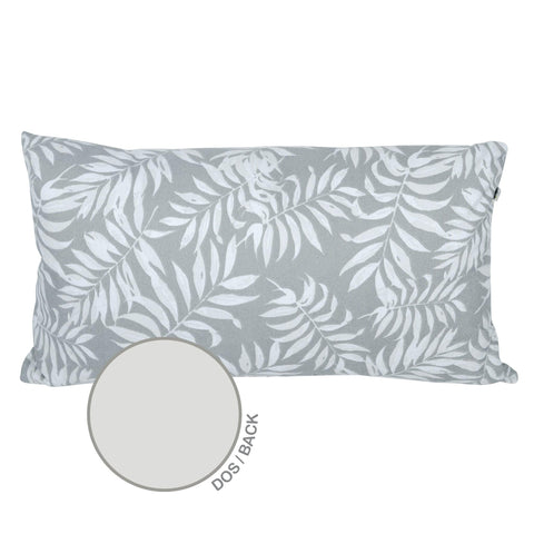 Rectangular cushion - Tropical grey