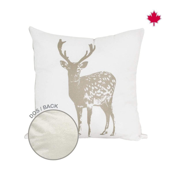 Cushion - Deer print