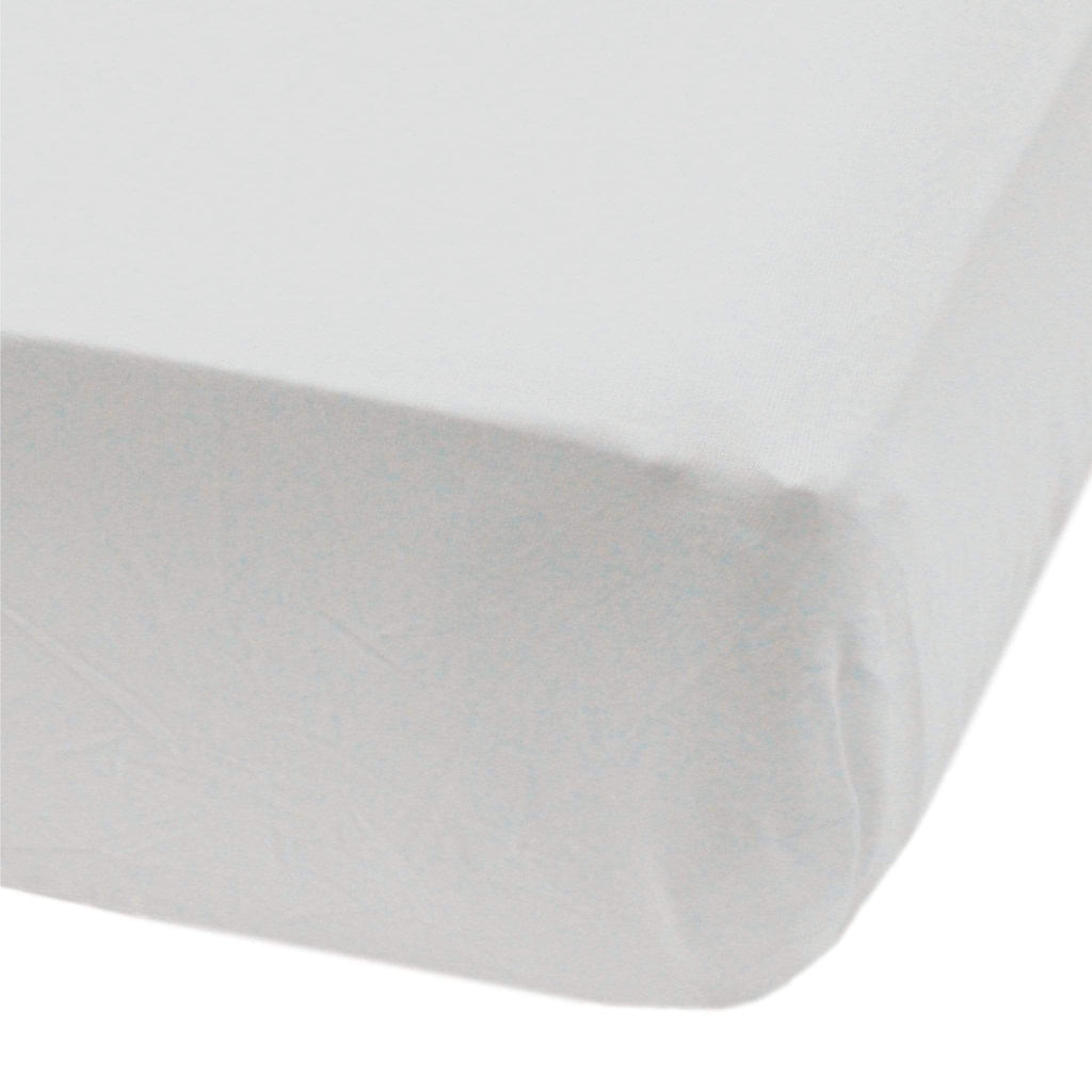 Crib fitted sheet - souris