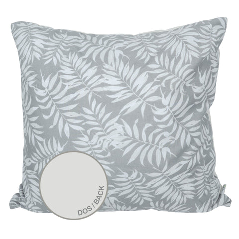 Large cushion - Tropical grey