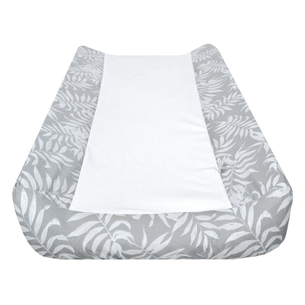Change pad cover - Tropical grey