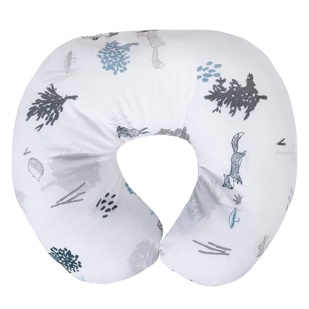 Baby neck pillow - forest