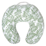 Nursing pillow - Tropical green