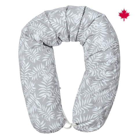 Multifunctional pregnancy pillow - Tropical grey