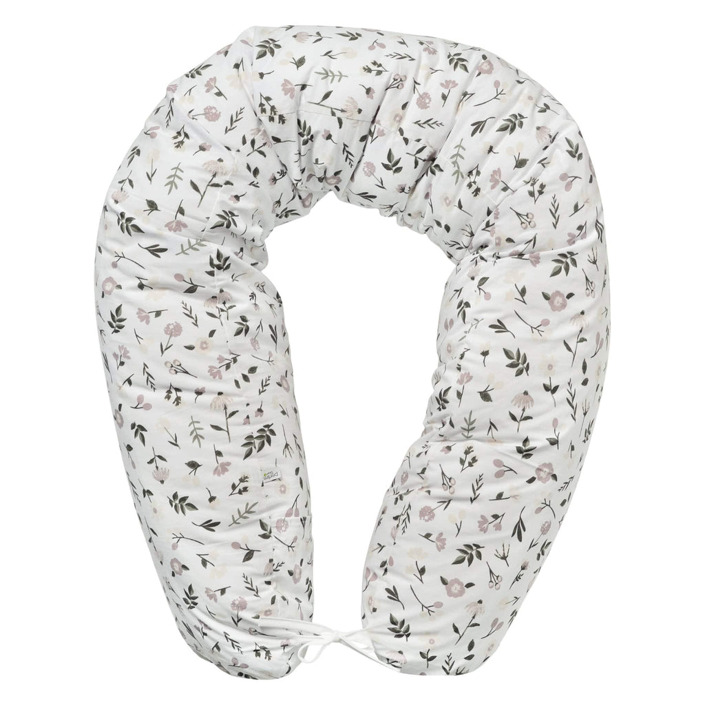 Multifunctional pregnancy pillow - floral
