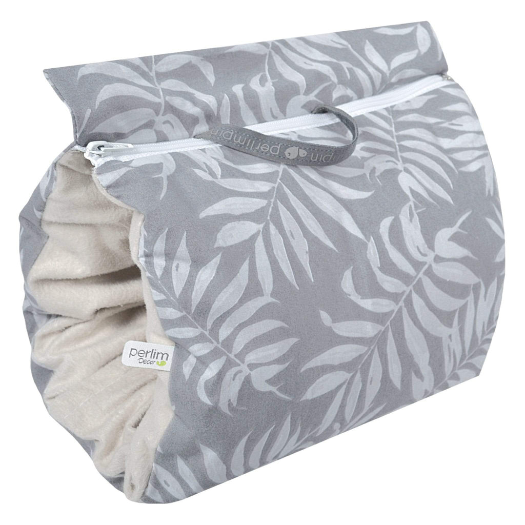 Nursing muff - Tropical grey