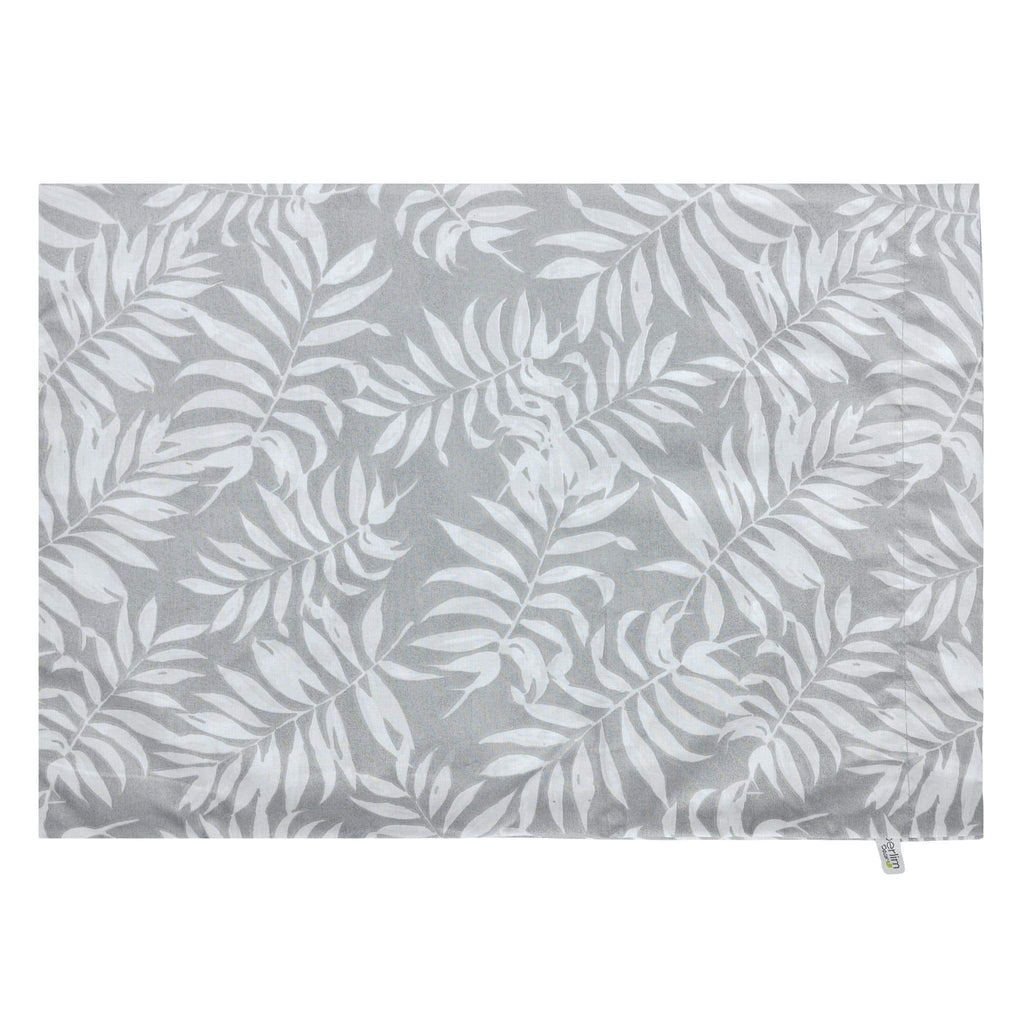 Small pillow case - Tropical grey