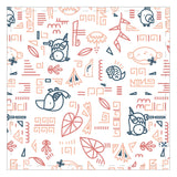 Cotton muslin swaddle - Parrot