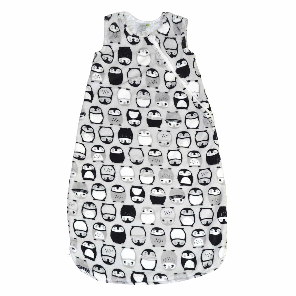 Plush sleep bag - Penguins (1.5 togs)