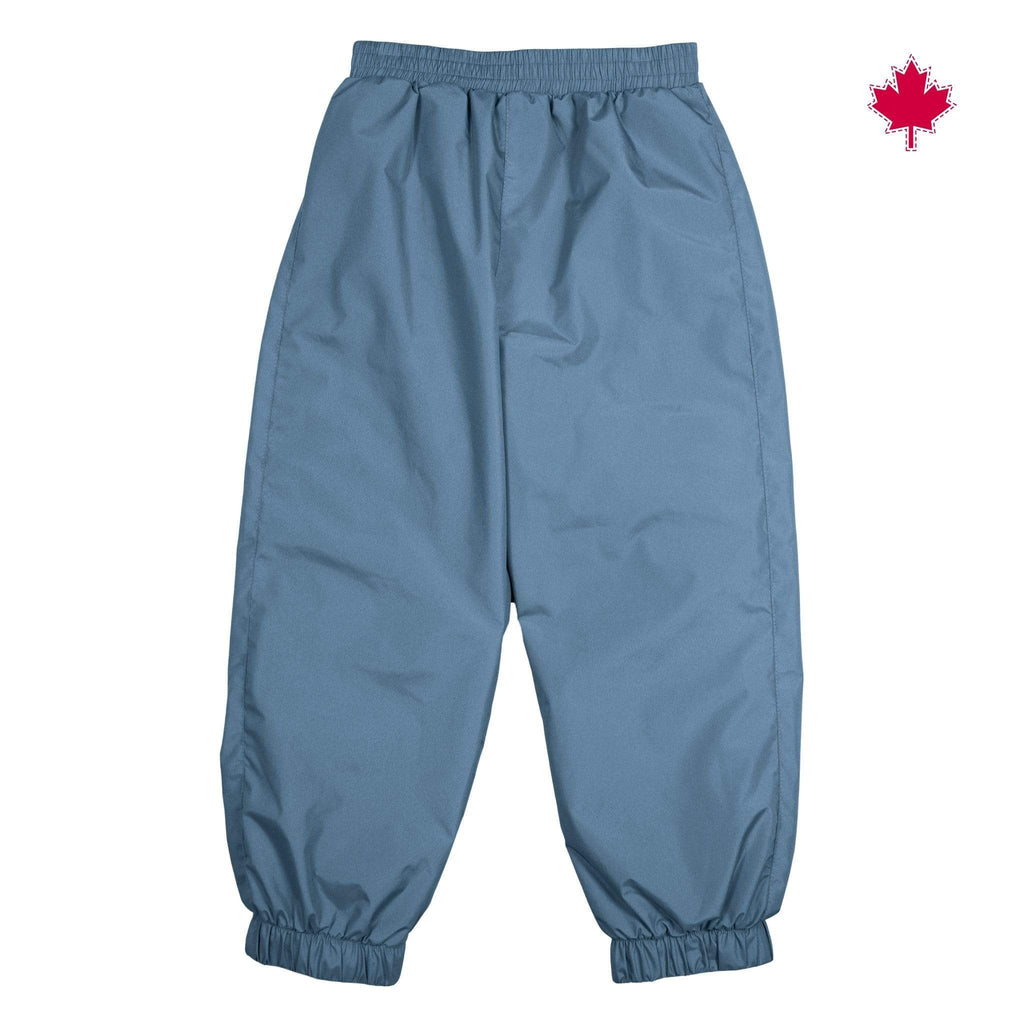Mid-season splash pant - TAFFETA Medium blue