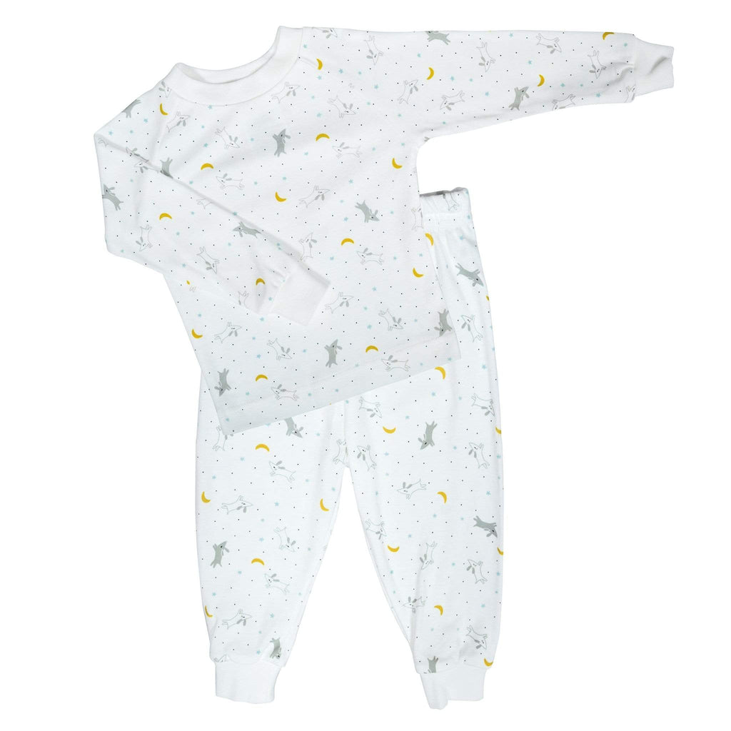 Bamboo pajama set - dogs