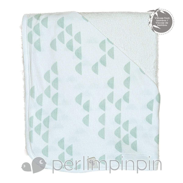 BAMBOO hooded towel - mount print