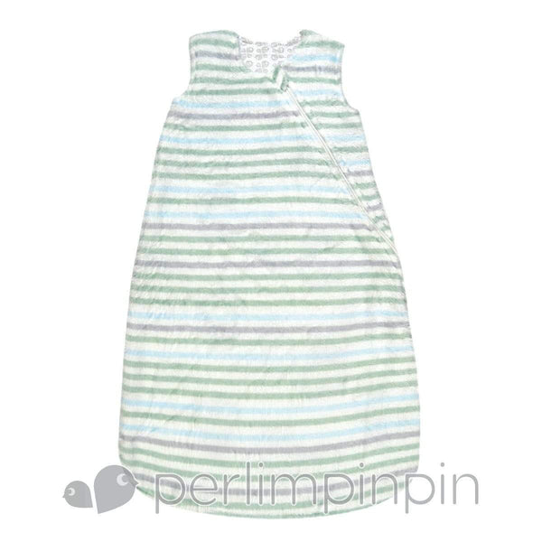 Perlimpinpin Plush stripes Nap Bag