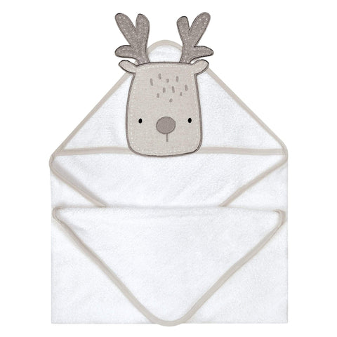 Hooded towel - Deer
