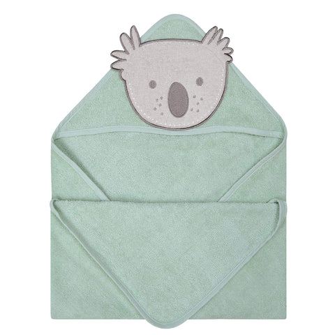 Hooded towel - Koala