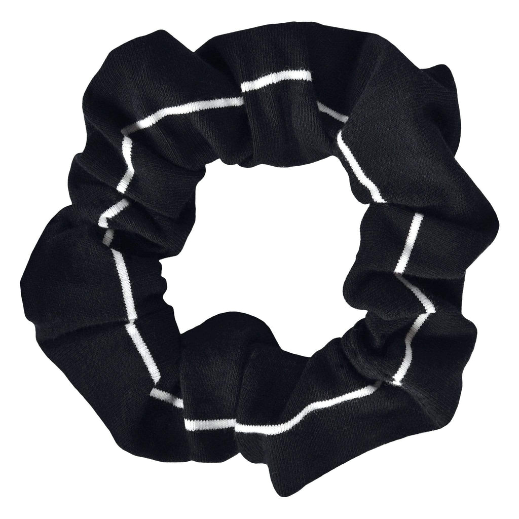 Scrunchie - Black stripe