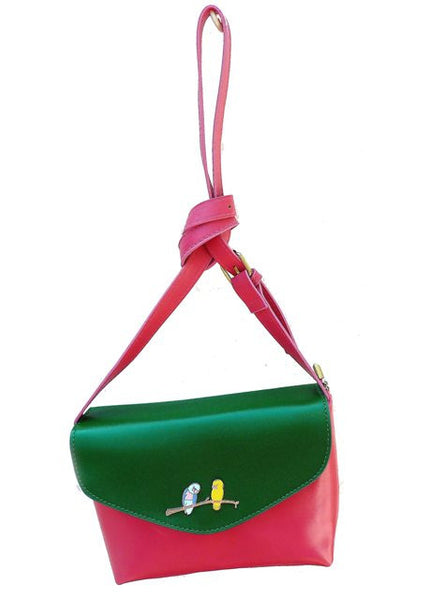 Love Birds Handbag - Kate Garey