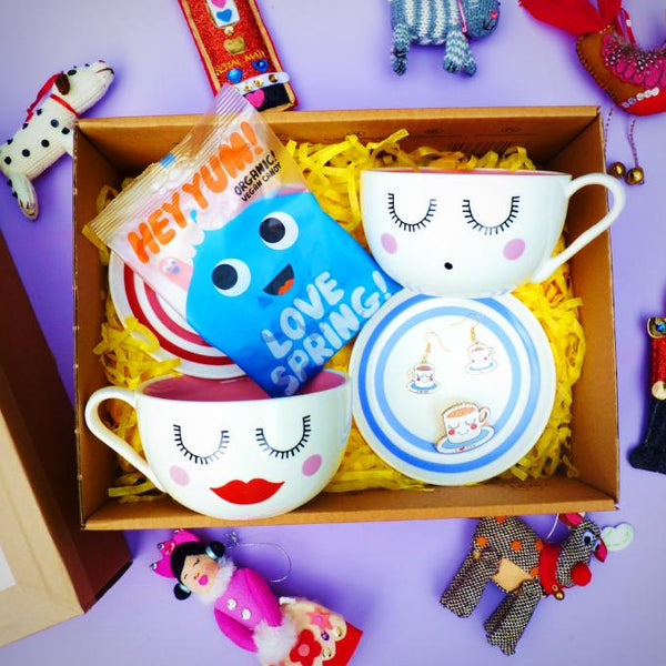 I Like Big Cups Gift Set - Kate Garey