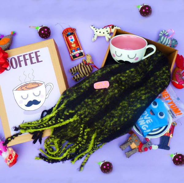 Coffee Cup Gift Set - Kate Garey