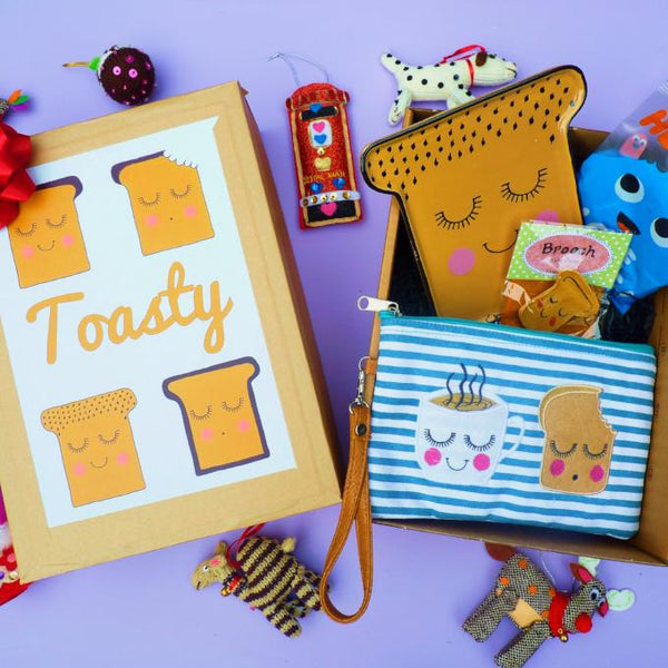 Toasty Gift Set - Kate Garey