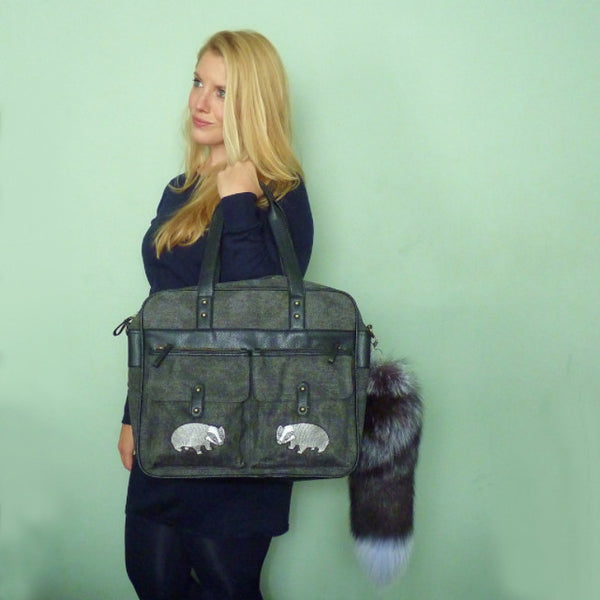 Badger Express Commuter Bag *Limited edition* - Kate Garey